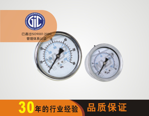 PRESSURE GAUGE(SHOCKPROOF)